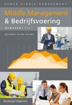 Omslag van 'Nemas Middle Management - Middle management & bedrijfsvoering'