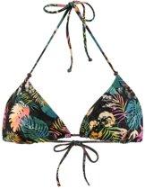 Protest MM AVY 18 Triangle Bikini Top Dames - True Black - Maat XL/42