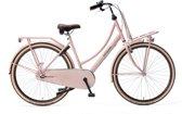 Nogan Vintage N3 Transportfiets - Damesfiets - 28 inch / 50 cm - Matt Flamingo