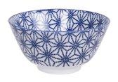Tokyo Design Studio Nippon Blue Rice Bowl 12x6.4cm Star
