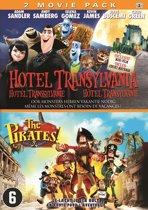 Hotel Transylvania / The Pirates! Band Of Misfits