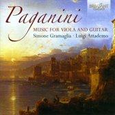 Paganini: Music For Guitar And Viol