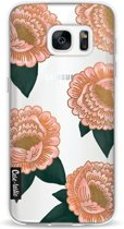 Casetastic Softcover Samsung Galaxy S7 - Winterly Flowers