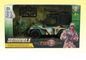 Force Military Leger Speelset Jeep