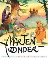 Schrijversprentenboek 57 - Marten Toonder een dubbel denkraam