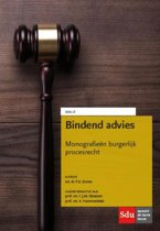 Monografieen Burgerlijk Procesrecht 6 - Bindend advies