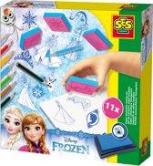 SES Stempelset Frozen