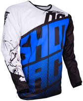 Shot Kinder Crossshirt Devo Venom Blue-XL