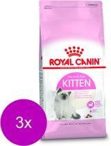 Royal Canin Fhn Kitten - Kattenvoer - 3 x 2 kg