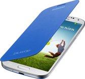 Samsung Flip Cover voor de Samsung Galaxy S4 Mini - Blauw