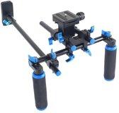Schouderstatief Type ZD0102E (Camera Schouderhouder / Shoulder Rig)