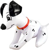 Opblaasbare hond 50 cm