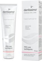 Dentissimo PRO-Care Teeth & Gums | Tandpasta | Eucalyptus | Vitame E | Peppermint