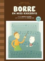De Gestreepte Boekjes - Groep 8 november: Borre en miss kikkervis