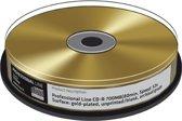MediaRange CD-R 700 MB Gold 10 stuks