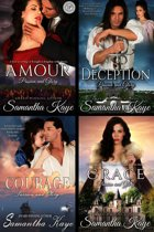 Passion and Glory Books 1-4