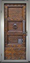 Deurposter 'Deur 2' - deursticker 75x195 cm - LINKS