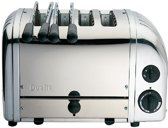 Dualit Toaster 2+2 polished