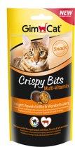 GimCat Crispy Bits Multi-Vitamin - Kattensnack - 40 g