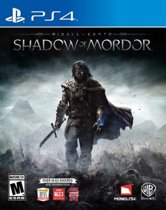 PS4 Middle - Earth: Shadow Of War (Includes Forge your Army) (EU)