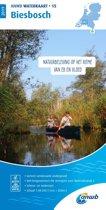ANWB waterkaart - Biesbosch 2019