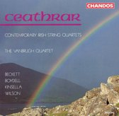 Contemporary Irish String Quartets / The Vanbrugh Quartet