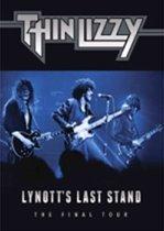 Lynott's Last Stand