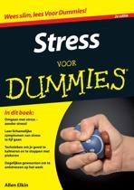 Voor Dummies - Stress voor Dummies