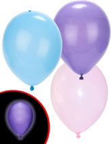Illooms LED Ballonnen Girlie - 5 Stuks