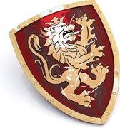 Ridderschild - Nobele Ridder - Rood