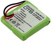 OTB Accu Batterij AVM FRITZ!Fon MT-D 5M702BMX / GP0827 / GP0845 KPN Arizona 935