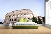 Fotobehang vinyl - Colosseum breedte 380 cm x hoogte 265 cm - Foto print op behang (in 7 formaten beschikbaar)