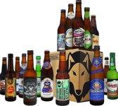 Beerwulf Alcoholvrij Bierpakket - 16 x 33 cl