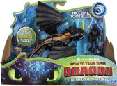 Hoe tem je een draak dragon dragon & rider - Hiccup & Toothless The Hidden world