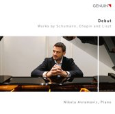 Debut - Works By Schumann, Chopin And Liszt