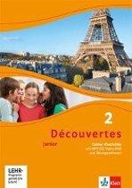 Découvertes Junior 2. Cahier d'activités mit MP3-CD, Video-DVD und Übungssoftware