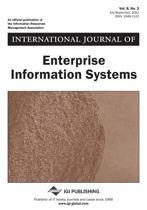 International Journal of Enterprise Information Systems, Vol 8 ISS 3