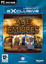 Age of Empires Collector's Edition (Exclusive) /PC