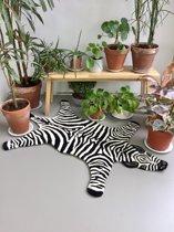 Kinderkamer Vloerkleed Zebra 90x150 - Madagaskar