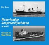 Nederlandse koopvaardijschepen 18 - Lijnvaart op West Afrika