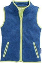 Playshoes Bodywarmer Knit Fleece Junior Blauw Maat 80