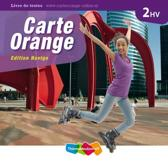 Carte orange / 2 HV edition navigo / deel Livre de textes