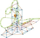 K'nex Thrill Rides - Infinite Journey Roller Coaster 347-delig