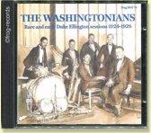 The Washingtonians - Rare & early Duke Ellington sessions