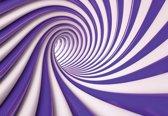 Fotobehang Abstract Swirl | L - 152.5cm x 104cm | 130g/m2 Vlies