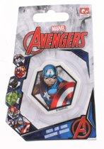 Marvel Avengers Reuzengum Captain 5 X 4,5 Cm