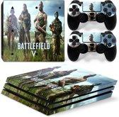 Battlefield V - PS4 Pro skin