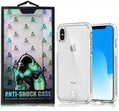 Telefoonhoesje iPhone xs max Anti shock proof case