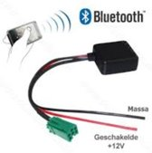 Renault Scenic Bluetooth