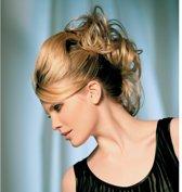 Balmain Haarstuk Clip-In Twist Bun, Memory Hair, kleur Amsterdam